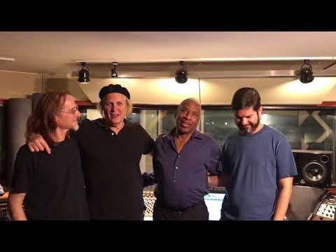 Reggie Harris A Day in the recording studio: Ready to Go
