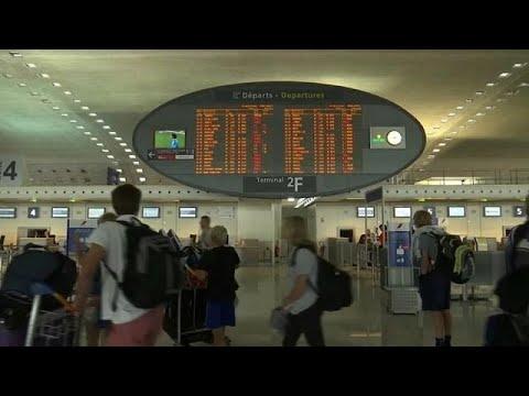Segunda huelga del personal de Air France
