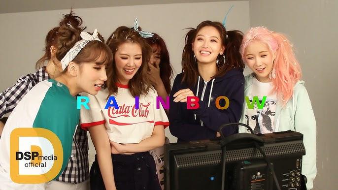 [Making] Rainbow(레인보우) - Whoo MV Behind