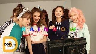 Repeat youtube video [Making] Rainbow(레인보우) - Whoo MV Behind