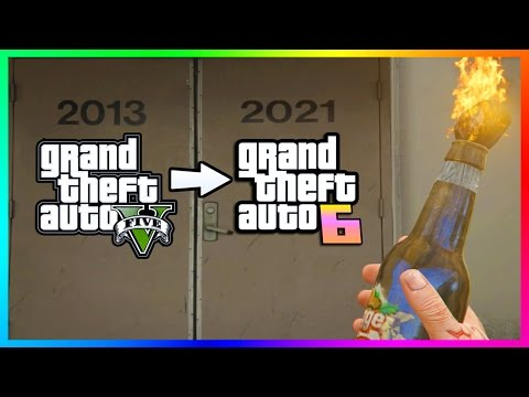 IS THE LOCATION/RELEASE DATE OF NEXT GRAND THEFT AUTO HIDDEN SOMEWHERE IN GTA 5!? (GTA 6 EASTER EGG)