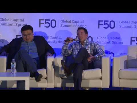 Global Capital Summit: Hans Tung GGC, Peter Hebert Lux Capital
