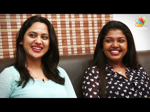 Women centric films is our first choice - Madras star Riythvika and Mia George Interview |