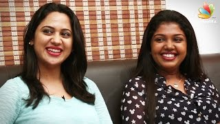 Women centric films is our first choice - Madras star Riythvika and Mia George Interview