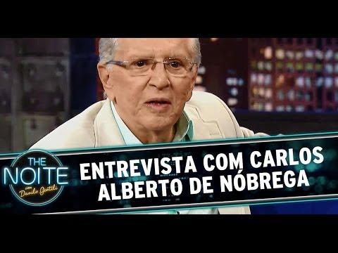 The Noite (15/05/14) - Entrevista com Carlos Alberto de Nóbrega