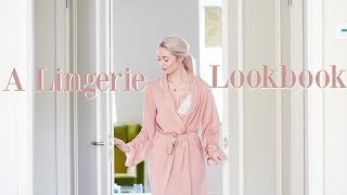 A LINGERIE LOOKBOOK 💕  4 Essentials for your Everyday #OOTD   |   Fashion Mumblr AD
