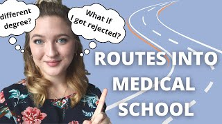Routes into medical school | Rejection Advice