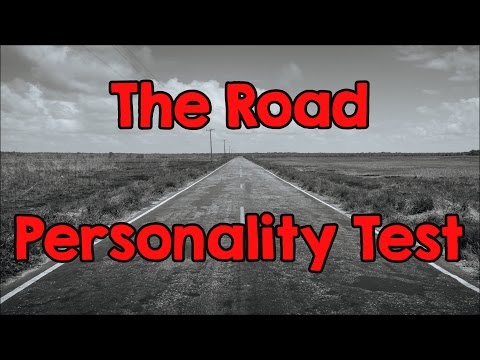 Personality Test: What Do You See On The Road?