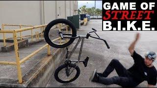 Street Game Of BIKE: Spencer Vs. Roy