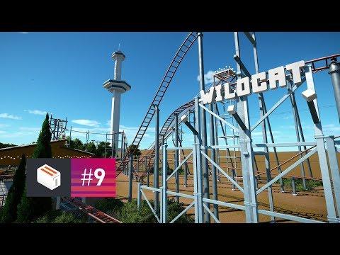 Planet Coaster: Interama — EP 9 — Wildcat