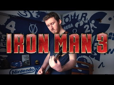Iron Man 3 Theme on Guitar