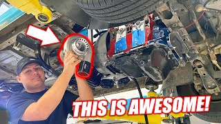 ROTARY Swapped Mystery Machine EP.2 - BIG Turbo on a LITTLE Van! + WE GOT A NEW TRAILER!!!