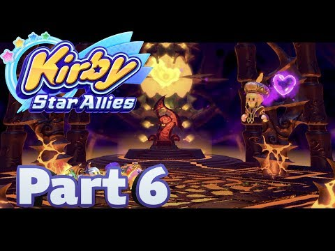 """Kirby Star Allies   Part 6 """"The Lightning General"""""""