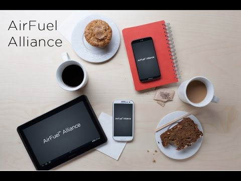 A4WP and PMA merge together under the new AirFuel Alliance branding