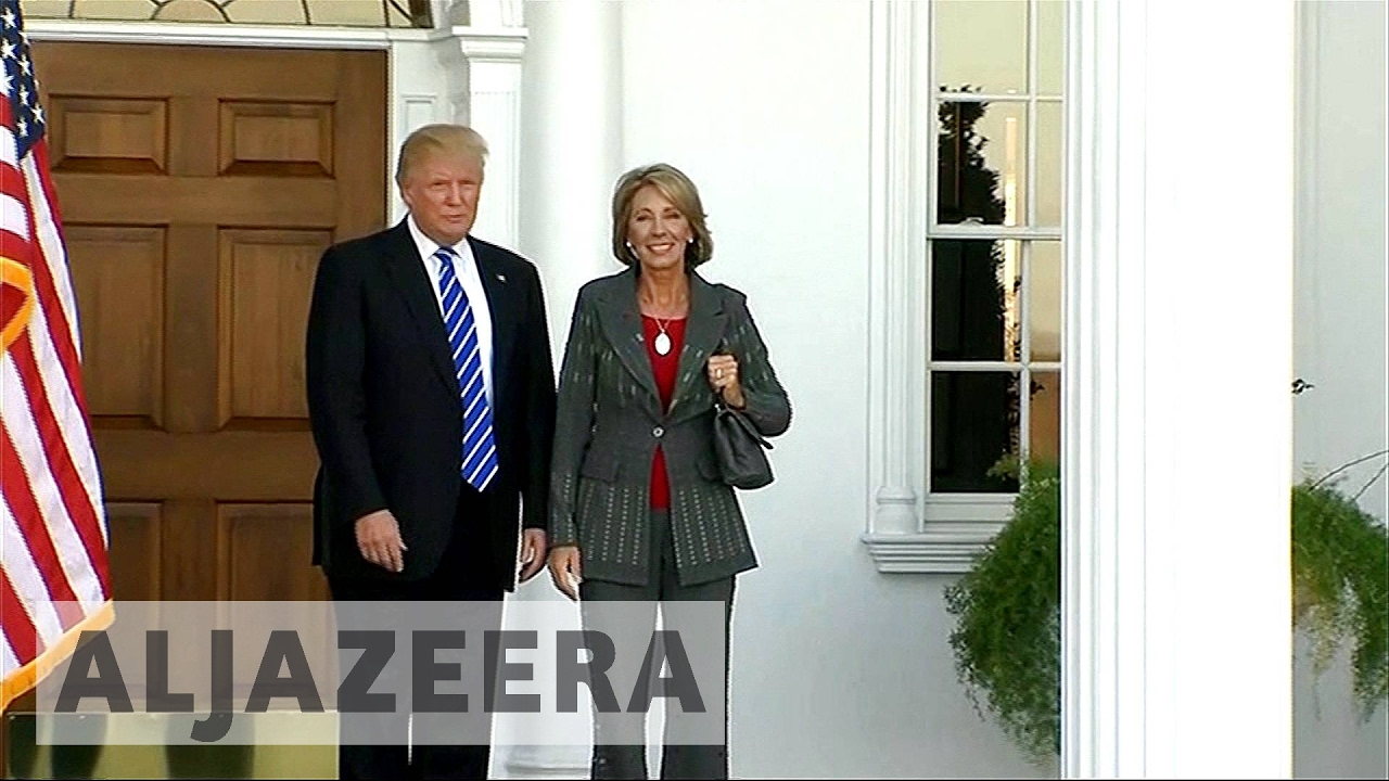 Betsy DeVos, Education Secretary, is Second Cabinet Member to ...