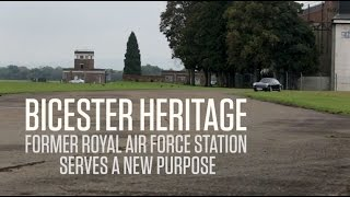 Former Royal Air Force station serves a new purpose