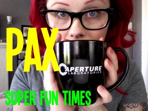 Adventures - I moved! and PAX ERMAGAWWWD!