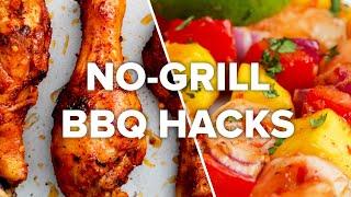 No-Grill BBQ Hacks • Tasty Recipes