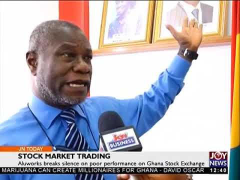 Stock Market Trading - Joy Business Today (20-4-18)