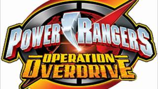 Baixar - Power Rangers Operation Overdrive Season 15 Opening Theme Song Grátis