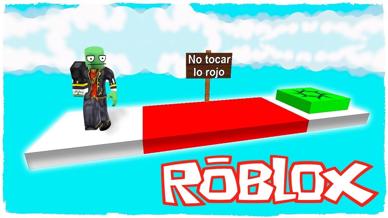 UN OBBY DE ROBLOX QUE TE TROLLEA? - YouTube