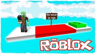 👉 AN OBBY OF ROBLOX THAT WILL TRACK YOU?