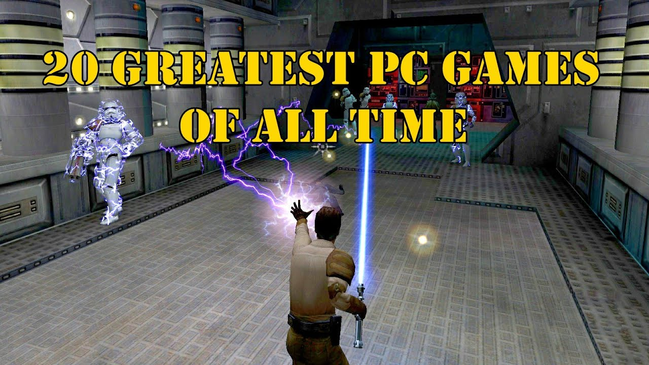 Top PC Games of All Time - VideoGamer.com