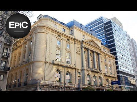 Bolsa de Comercio de Buenos Aires (MerVal) / Buenos Aires Stock Exchange (HD)