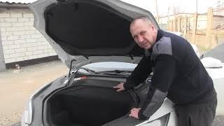 Ремонт авто Tesla Model S. Открыть электрокар Тесла Модел S без ключа, используя аккумулятор.