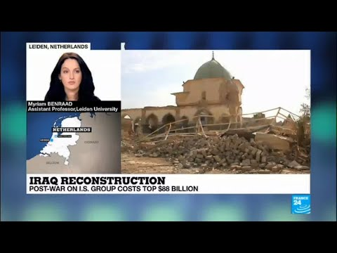 Iraq: Post-war on islamic state group costs top $88 billion