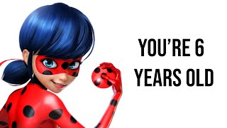 What your favorite miraculous ladybug character says about you!
