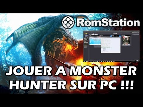 Tuto : Jouer à Monster Hunter sur PC avec émulateur - YouTube