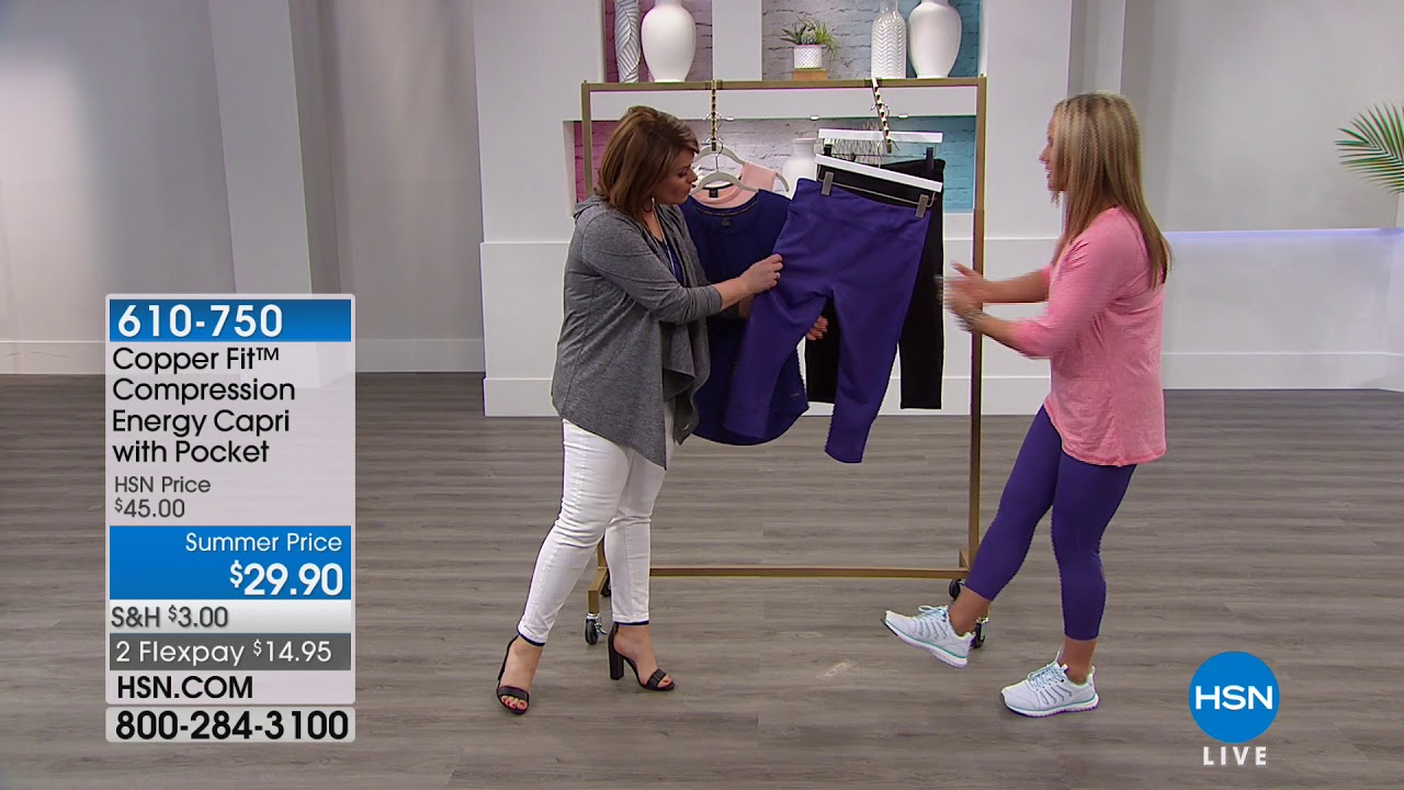 0bbb8d1d40fce5 HSN | Favorites for Her featuring CopperFit 05.15.2018 - 10 AM - YouTube
