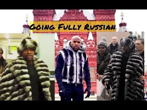 BREAKING: Floyd Mayweather Wants To Become Russian