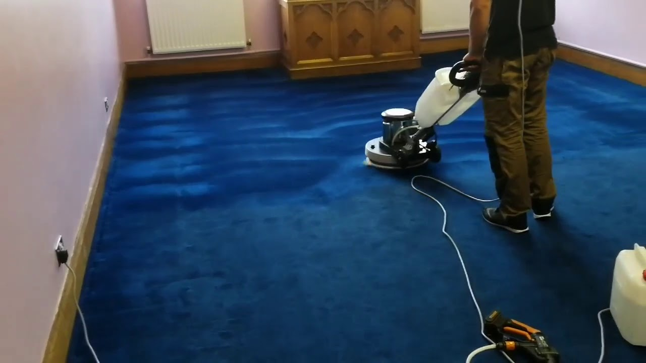 Commercial Carpet Cleaning / Office