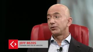 More than 1,000 people are working on Alexa and Echo | Jeff Bezos, CEO Amazon | Code Conference 2016