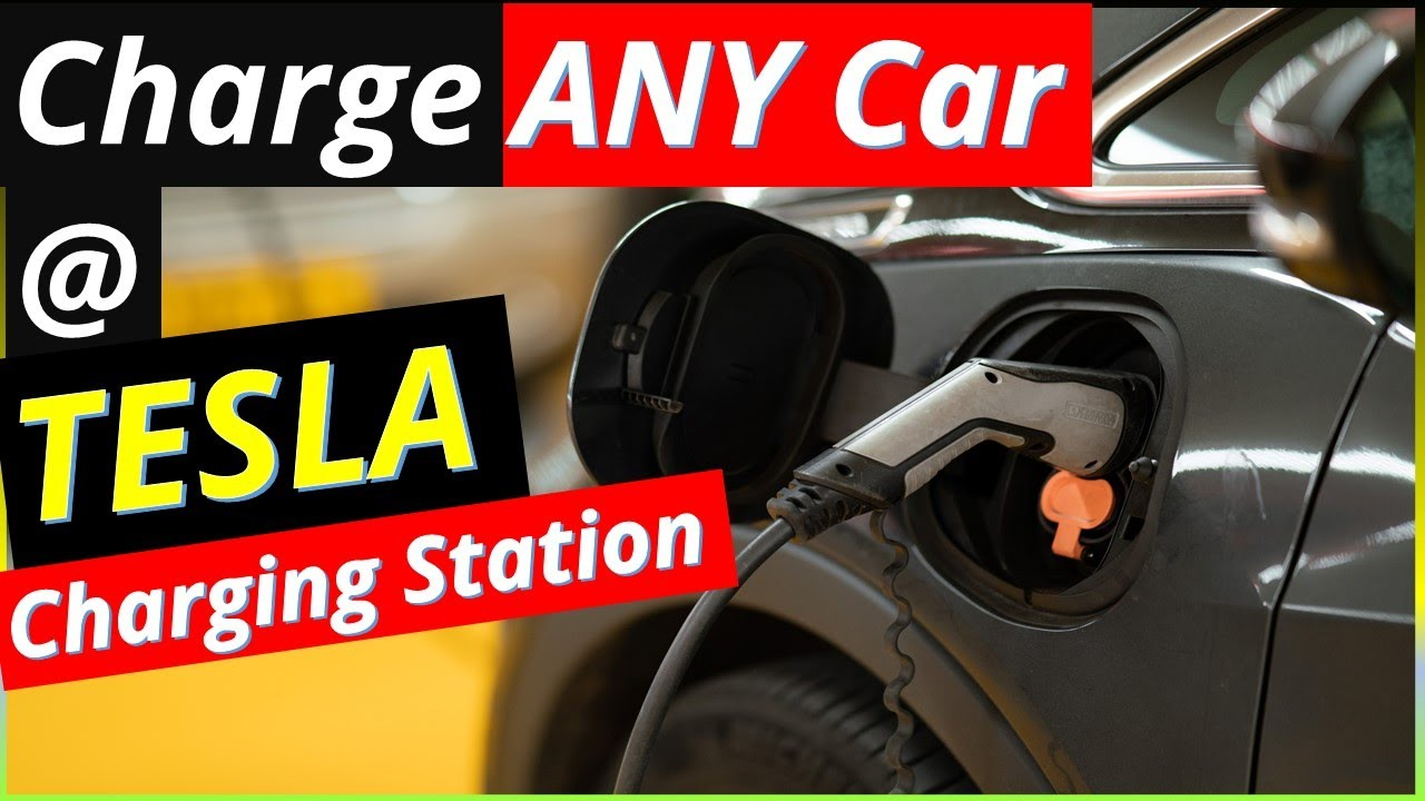 Tesla Opens SUPER Charger Network to OTHER EVs || Charge your EV at ANY Tesla Charger