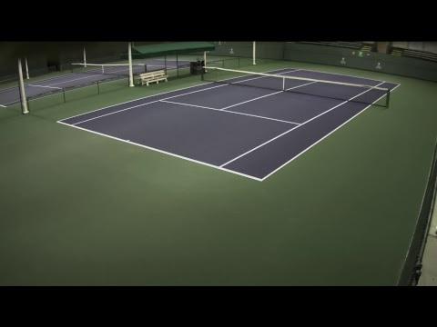 BNP Paribas Open 2018: Practice Court 2 Live