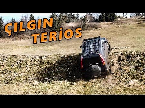 Çılgın Terios - Yason Off-Road   Yıkım Ekibi