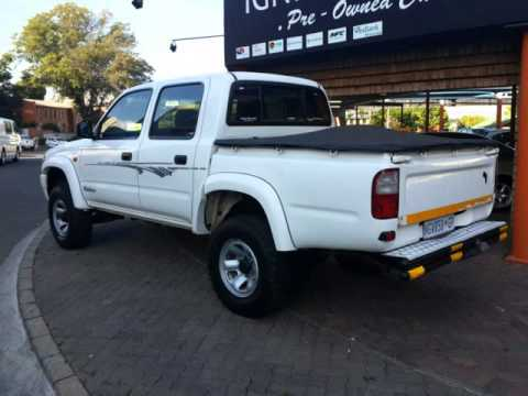 2002 TOYOTA HILUX 2.7 DOUBLE CAB RAIDER Auto For Sale On Auto Trader South  Africa