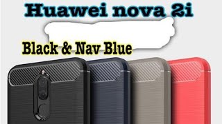 Huawei nova 2i - sample tempered glass - case rugged armor huawei mate 9 lite