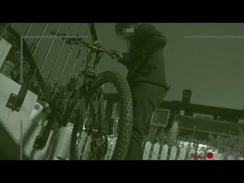 Otto gir sykkeltyven en skikkelig overraskelse