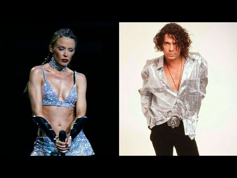 Kylie Minogue & Michael Hutchence - INXS - Suicide Blonde