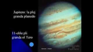 Astronomio 02, Profesoro Amri Wandel, Universitato de Esperanto
