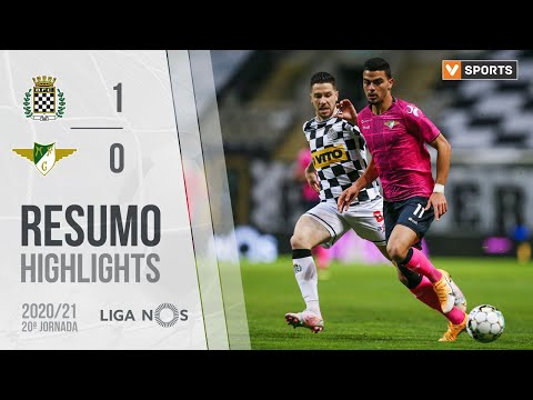 Boavista Moreirense Goals And Highlights
