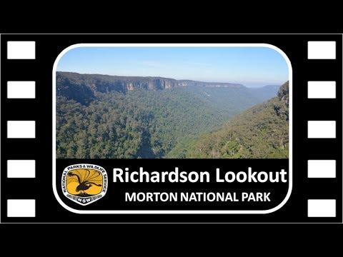 Richardson Lookout @ Fitzroy Falls in, Morton National Park 11052017