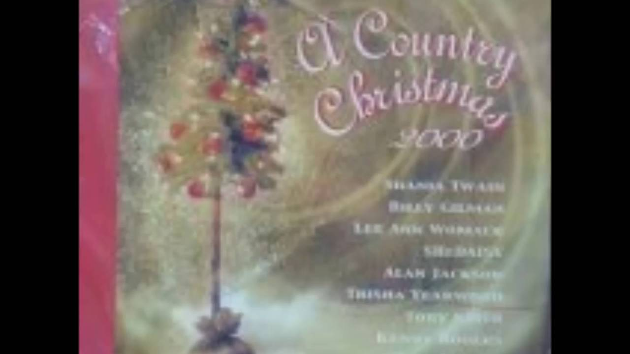 Alan Jackson - I Only Want You For Christmas - YouTube