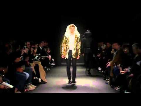 Calvin Klein Menswear Fall Winter 2016 2017 Full Runway Fashion Show Collection