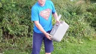 FullFatt Caravaning - Emptying your Thetford cassette toilet