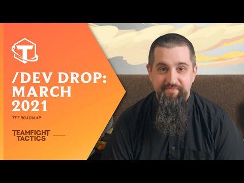 TFT Dev Drop: March 2021 I Dev Video - Teamfight Tactics